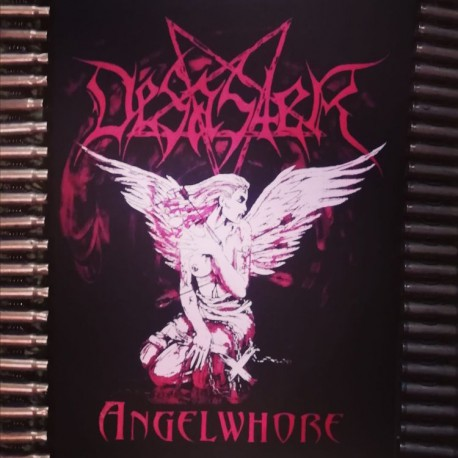 "Backpatch ""Angelwhore"""