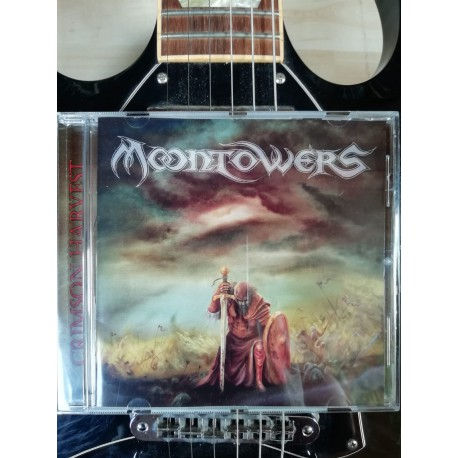 "CD MOONTOWERS "" Crimson Harvest"""